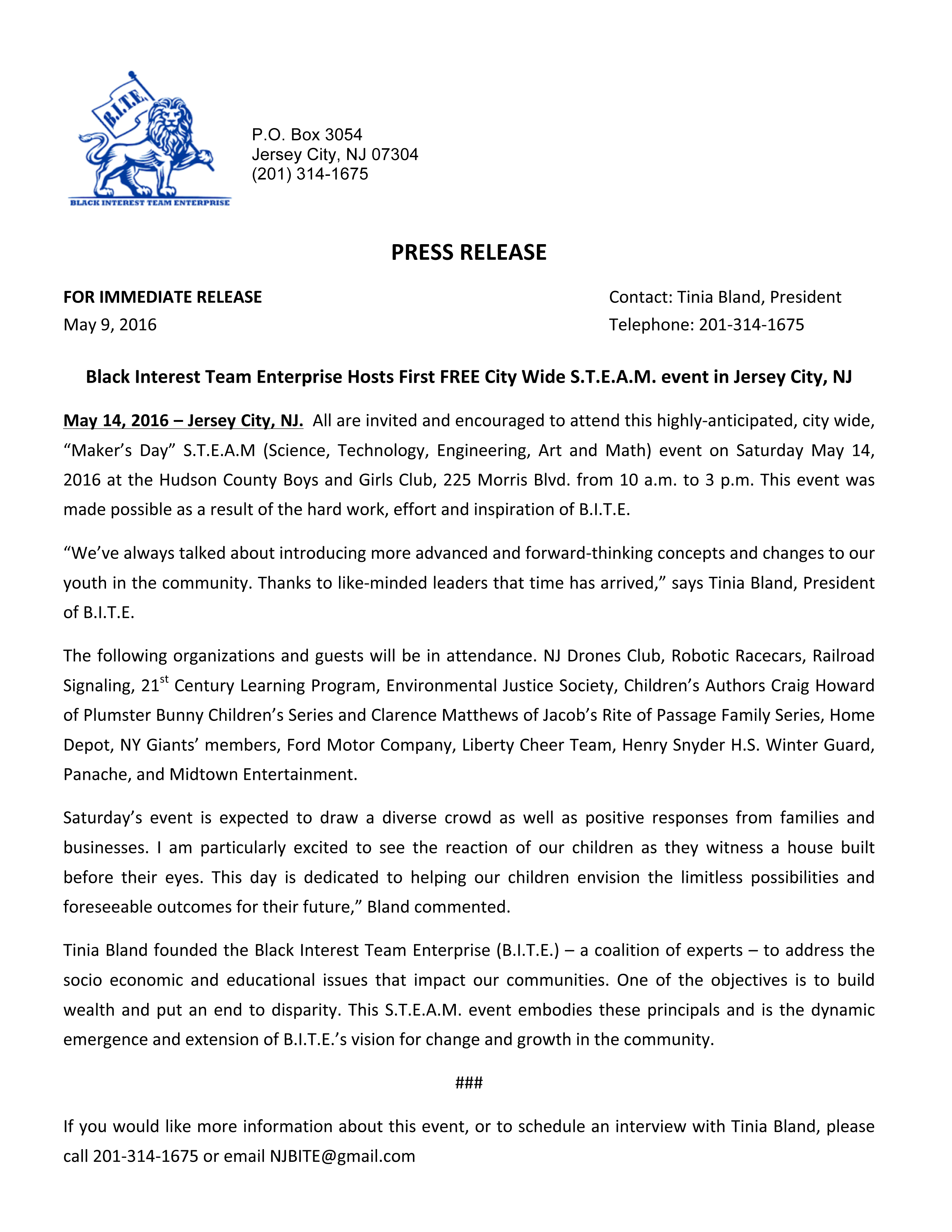 pressrelease revised